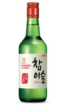 Chamisul Classic Soju  20,1% Alk. 350ml