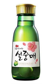 Pflaumenwein Seoul Joong Mae ( 13,7% Alk. ) 375ml