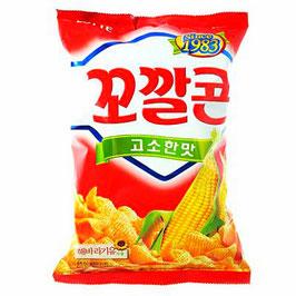 'Lotte' Corn Snack 77g