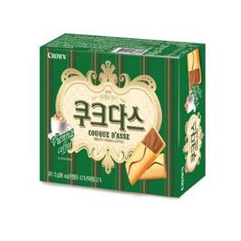 'Crown' Couque D'asse Viennacoffee 72g