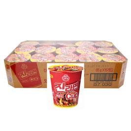 Box Big Sale : Jin Ramen Bowl hot 65g x 15 pieces