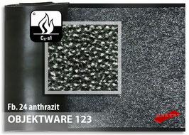 "Schmutzfang-Meterware  ""Objektware 123"" / Fb. 24 - Anthrazit"