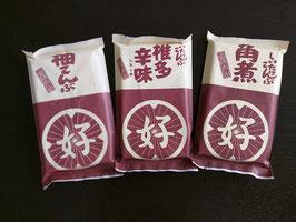 柚こんぶ椎茸佃煮角煮セット