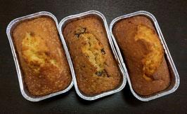 Littleの オーブンで焼くだけパウンドケーキ3本セット/冷凍生地