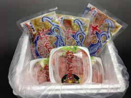 満足 ネギトロひゅうが丼セット/お歳暮/ギフト