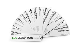 ECO DESIGN TOOL Fächer