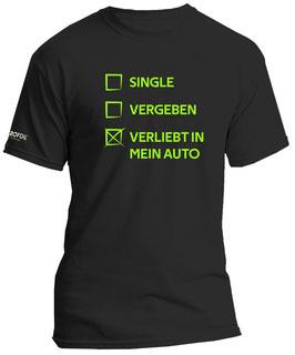 T-Shirt - Beziehungsstatus