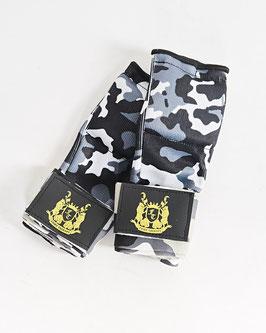 Bandagen-Handschuh Camouflage mit Schlag-Polster