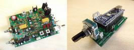 ILER-40 v3 Transceiver + U-AGC/SMETER + ARDU-5351 mini