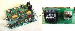 ILER-40 v3 Transceiver + U-AGC/SMETER + ARDU-5351