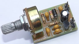 V-TUNE Varactor and potentiometer
