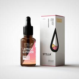 Huile CBD  Lemon/Ginger - STILLA® Full spectrum - Citron & gingembre - 10ML