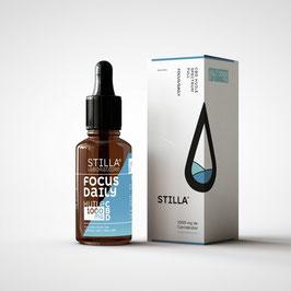 Huile CBD Focus/Daily - STILLA® Full spectrum - Romarin Corse & cacao - 10ML