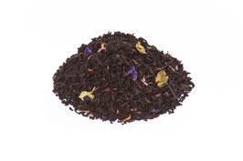 Thé noir bio Mademoiselle Violette - violette