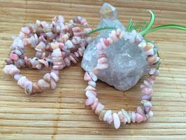 Andenopal (rosa) Splitterarmband