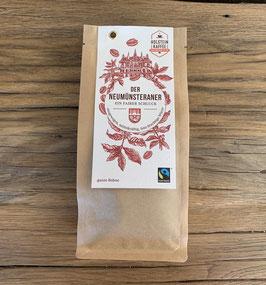 Der Neumünsteraner, Fairtrade Kaffee