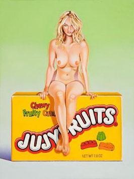 Mel Ramos - Jujyfruits Judy