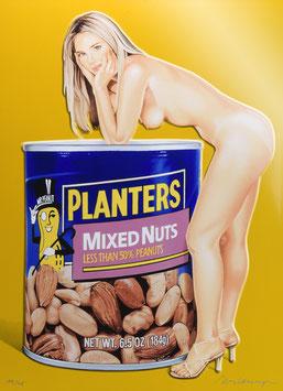 Mel Ramos - Mixed Nuts
