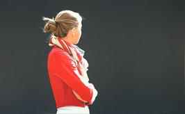 Sabine Liebchen -  Alisa in roter Jacke