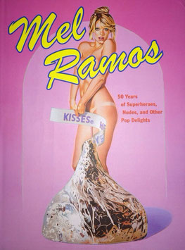 Mel Ramos - 50 Years of Superheroes, Nudes and Other Pop Delights