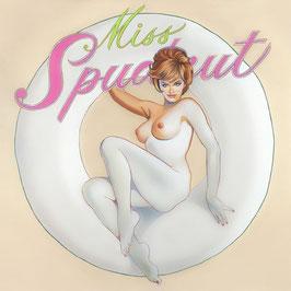 Mel Ramos - Miss Spudnut