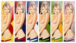 """Mel Ramos - """"Delicious in Color"""" Set"""