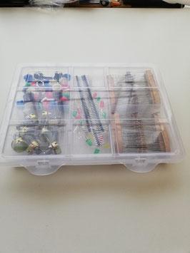 LED/buttons set