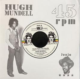 "HUGH MUNDELL - Rasta Have The Handle (Jah Guidance/VP 7"")"