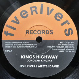 "DONOVAN KINGJAY - Kings Highway (Fiverivers 7"")"