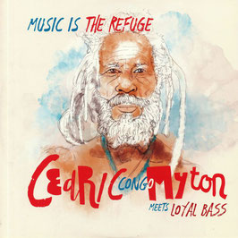 "CEDRIC CONGO MYTON - Music Is The Refuge (Station 42 12"")"