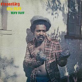 TONY TUFF - Presenting Mr. Tuff (Black Roots LP)