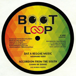 "MANNAROMAN - Dat A Reggae Music (Boot Loop 12"")"