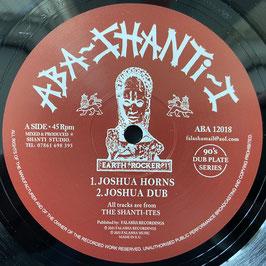 """THE SHANTI-ITES - Joshua Horns (Aba Shanti-I 12"""")"""