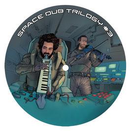 """MICHAEL EXODUS & RAS DIVARIUS - Cosmica (Dub-O-Matic 7"""")"""