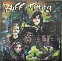 """KING STANLEY - Ruff Ting (Jah Works 12"""")"""