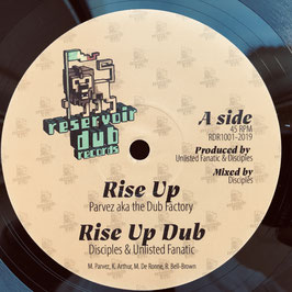 "PARVEZ - Rise Up (Reservoir Dub 10"")"