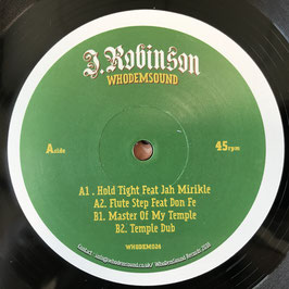 "JAH MIRIKLE, DON FE - Hold Tight (WhoDemSound 12"")"