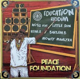 MOWTY MAHLYKA - Education (Peace Foundation LP)