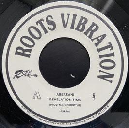 """ABBASANI - Revelation Time (Roots Vibration 7"""")"""