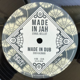 "ERROL BELLOT - Made In Jah (Rough Signal 10"")"