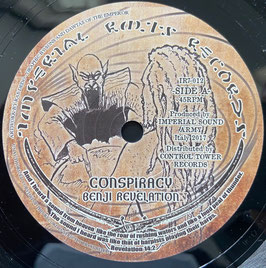 "BENJI REVELATION - Conspiracy (Imperial Roots 7"")"