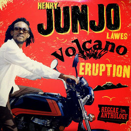 HENRY JUNJO LAWES - Volcano Eruption (VP 2LP)