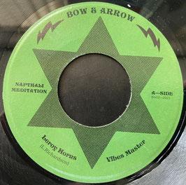 """LEROY HORNS - Vibes Master (Bow & Arrow 7"""")"""