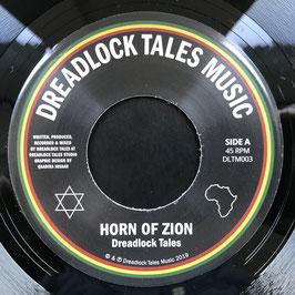 """DREADLOCK TALES - Horn of Zion (Dreadlock Tales 7"""")"""