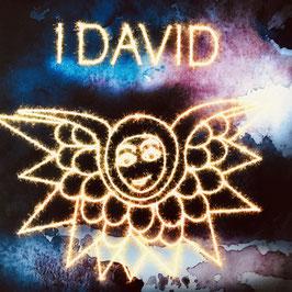 """I DAVID - Nyah Chant (Universal Melody 12"""")"""