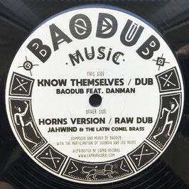 "DANMAN - Know Themselves (Baodub 12"")"