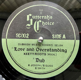 """KEETY ROOTS - Love and Overstanding (Sufferah's Choice 12"""")"""