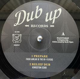 """FIKIR AMLAK - Prepare (Dub Up 10"""")"""