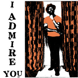 LARRY MARSHALL - I Admire You (Marshall/Hornin Sounds LP numbered)