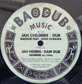 "LEON DEMARIA, JAH WIND - Jah Children (Baodub 12"")"